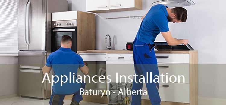 Appliances Installation Baturyn - Alberta