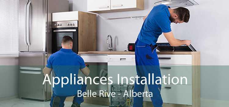 Appliances Installation Belle Rive - Alberta
