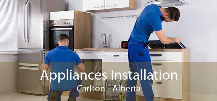 Appliances Installation Carlton - Alberta