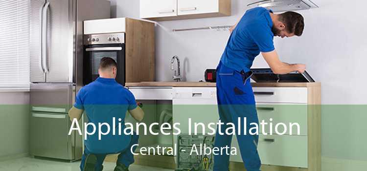 Appliances Installation Central - Alberta