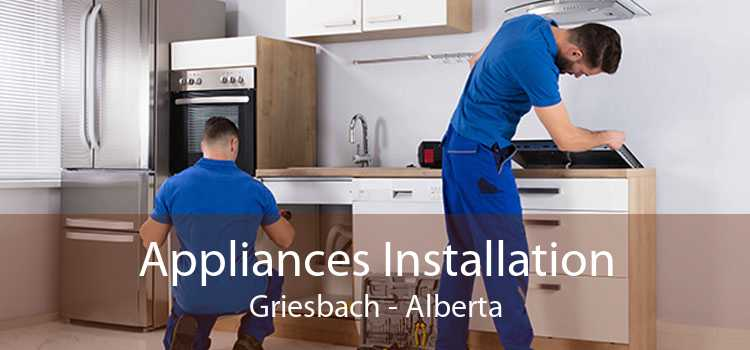 Appliances Installation Griesbach - Alberta