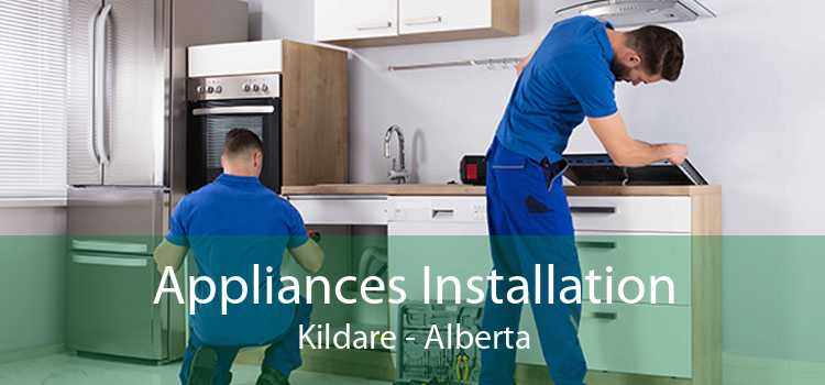 Appliances Installation Kildare - Alberta