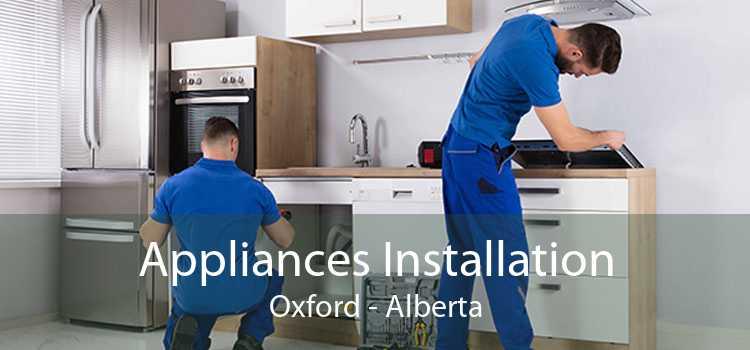 Appliances Installation Oxford - Alberta