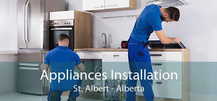 Appliances Installation St. Albert - Alberta