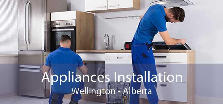 Appliances Installation Wellington - Alberta