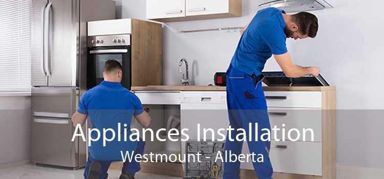 Appliances Installation Westmount - Alberta