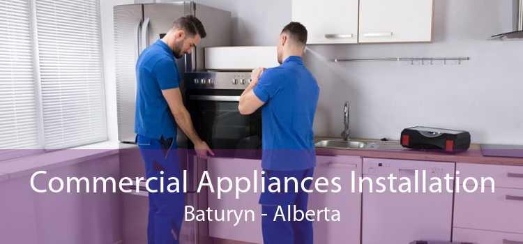 Commercial Appliances Installation Baturyn - Alberta