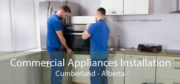 Commercial Appliances Installation Cumberland - Alberta