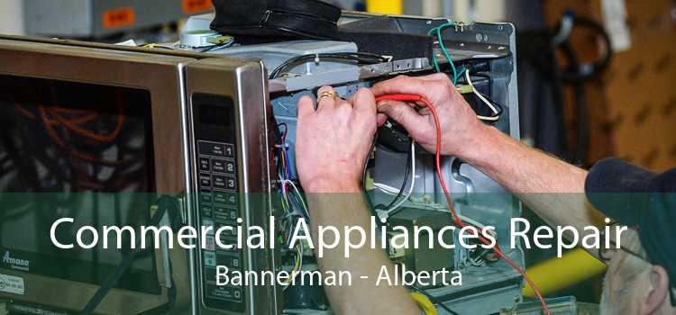 Commercial Appliances Repair Bannerman - Alberta