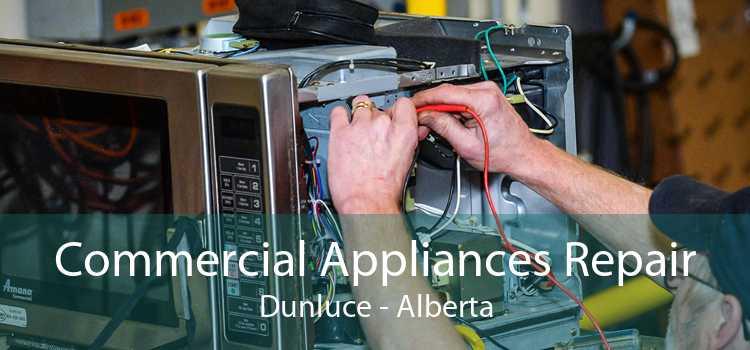 Commercial Appliances Repair Dunluce - Alberta