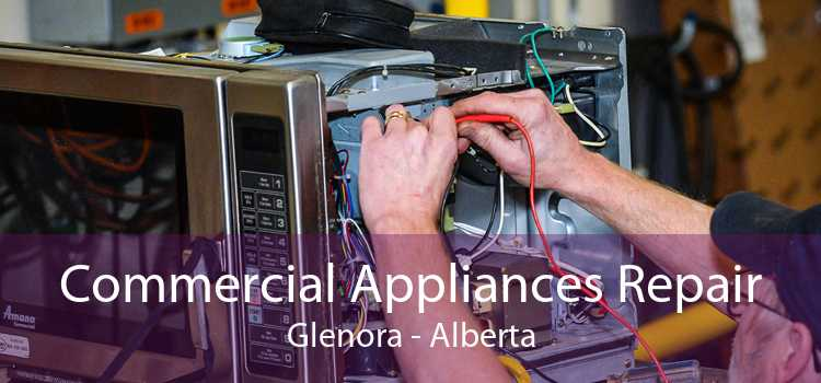 Commercial Appliances Repair Glenora - Alberta