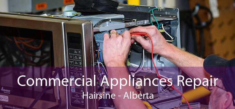 Commercial Appliances Repair Hairsine - Alberta