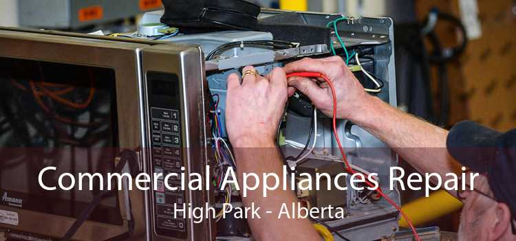 Commercial Appliances Repair High Park - Alberta