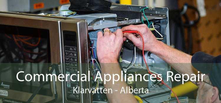 Commercial Appliances Repair Klarvatten - Alberta