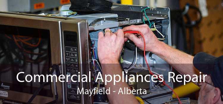 Commercial Appliances Repair Mayfield - Alberta