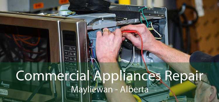 Commercial Appliances Repair Mayliewan - Alberta