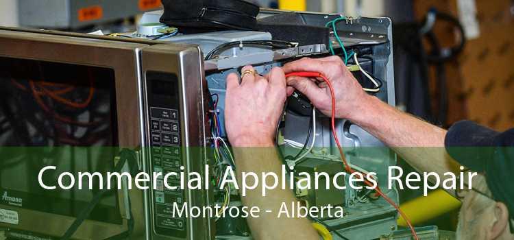 Commercial Appliances Repair Montrose - Alberta