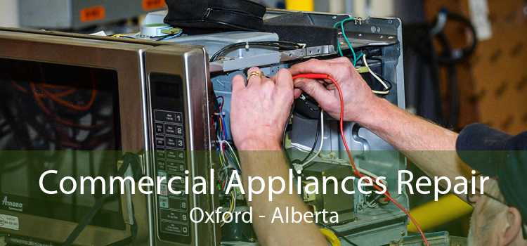 Commercial Appliances Repair Oxford - Alberta