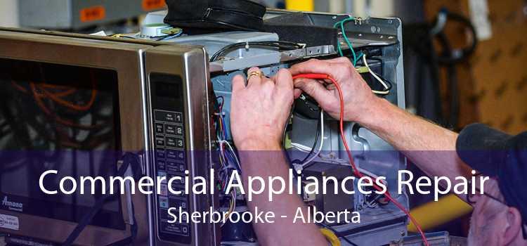 Commercial Appliances Repair Sherbrooke - Alberta
