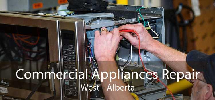 Commercial Appliances Repair West - Alberta