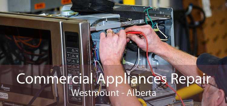 Commercial Appliances Repair Westmount - Alberta