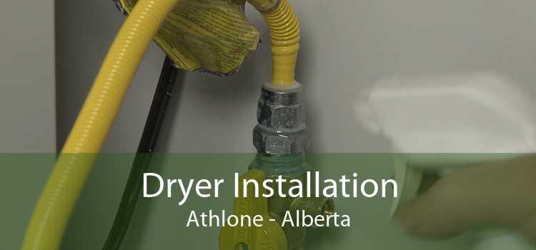 Dryer Installation Athlone - Alberta