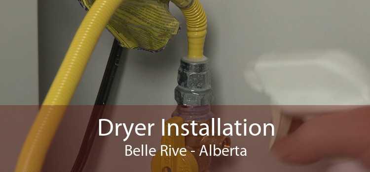 Dryer Installation Belle Rive - Alberta
