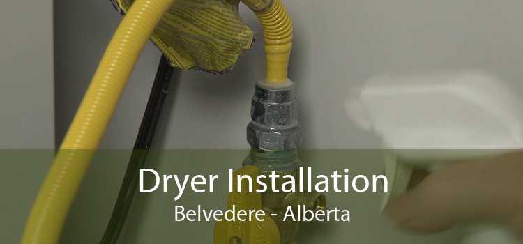 Dryer Installation Belvedere - Alberta