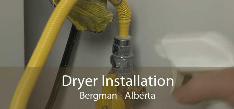 Dryer Installation Bergman - Alberta