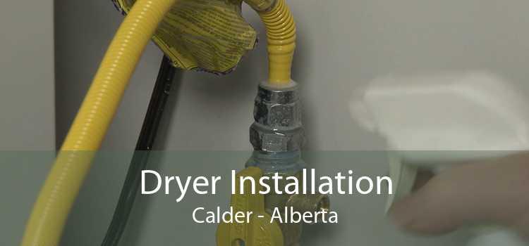 Dryer Installation Calder - Alberta