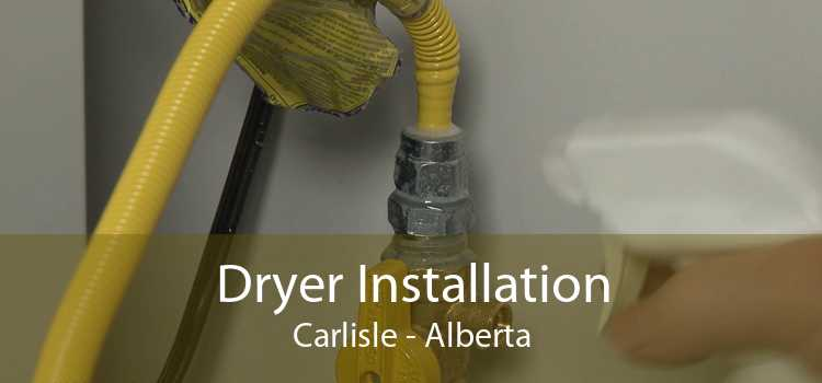 Dryer Installation Carlisle - Alberta