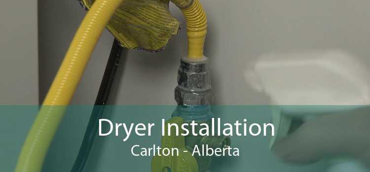 Dryer Installation Carlton - Alberta