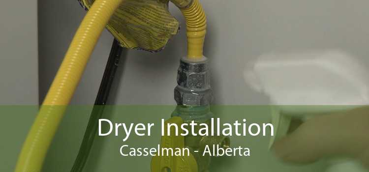 Dryer Installation Casselman - Alberta