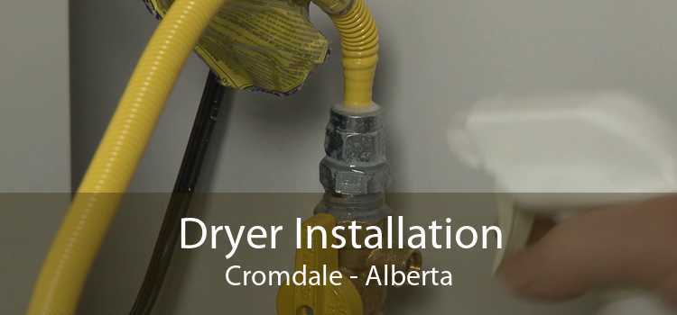 Dryer Installation Cromdale - Alberta