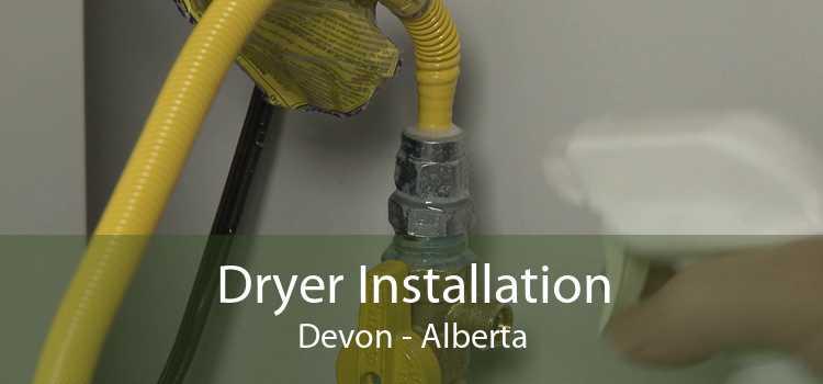 Dryer Installation Devon - Alberta
