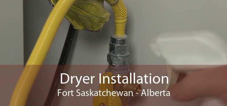 Dryer Installation Fort Saskatchewan - Alberta