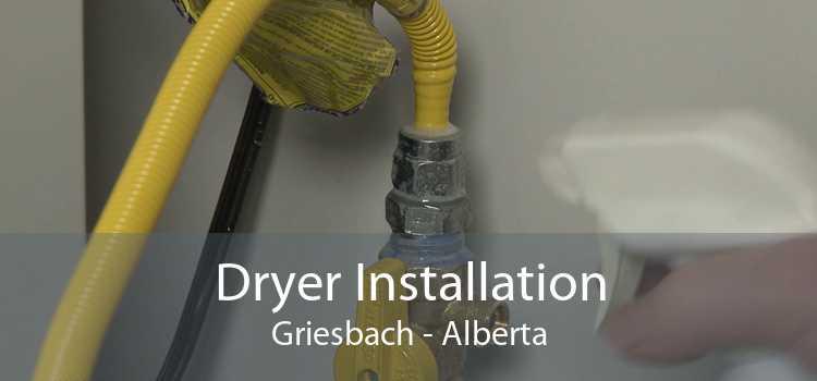 Dryer Installation Griesbach - Alberta