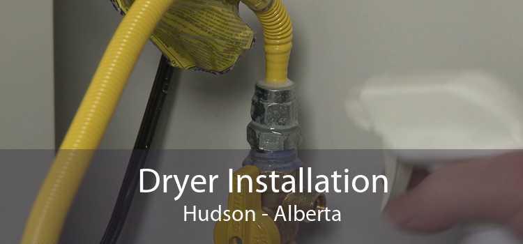 Dryer Installation Hudson - Alberta