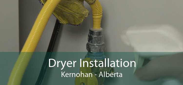Dryer Installation Kernohan - Alberta