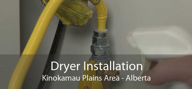 Dryer Installation Kinokamau Plains Area - Alberta