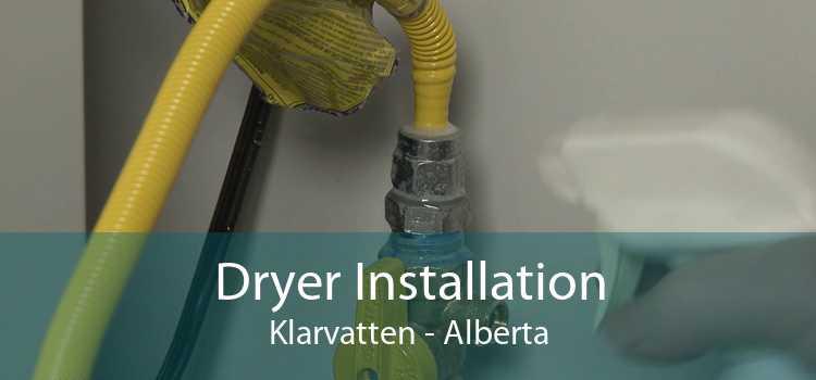 Dryer Installation Klarvatten - Alberta