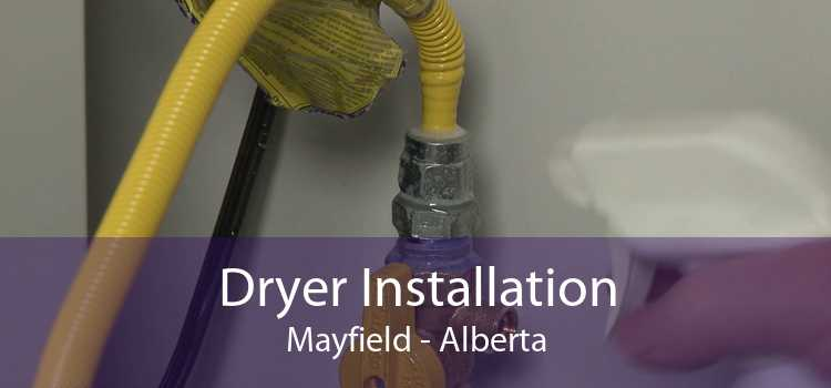 Dryer Installation Mayfield - Alberta
