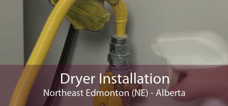 Dryer Installation Northeast Edmonton (NE) - Alberta
