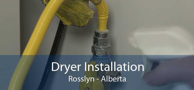 Dryer Installation Rosslyn - Alberta