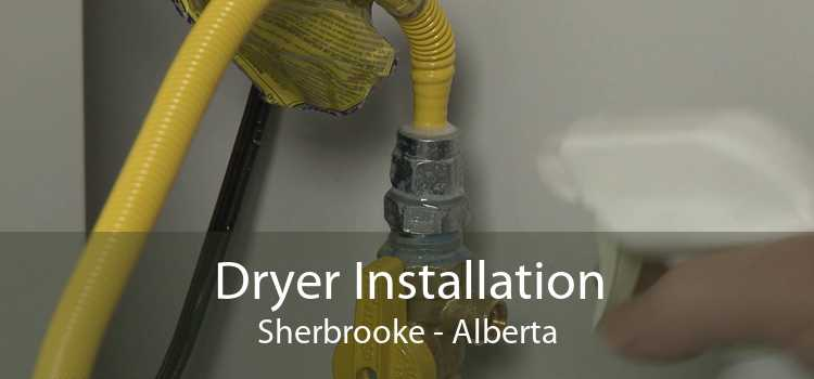 Dryer Installation Sherbrooke - Alberta