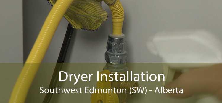 Dryer Installation Southwest Edmonton (SW) - Alberta