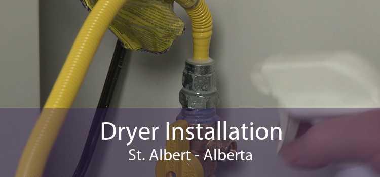 Dryer Installation St. Albert - Alberta