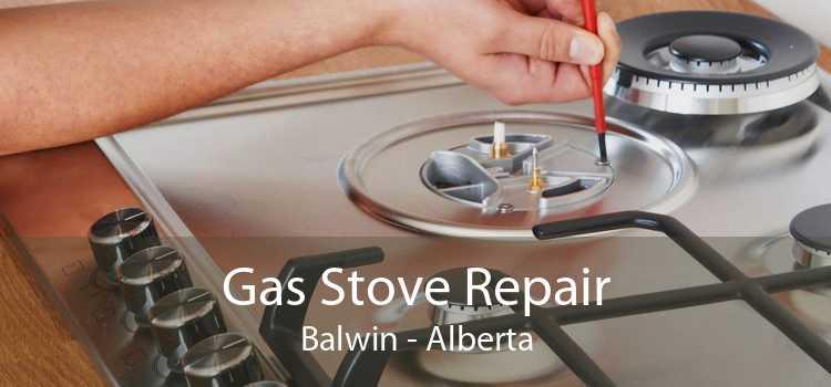 Gas Stove Repair Balwin - Alberta