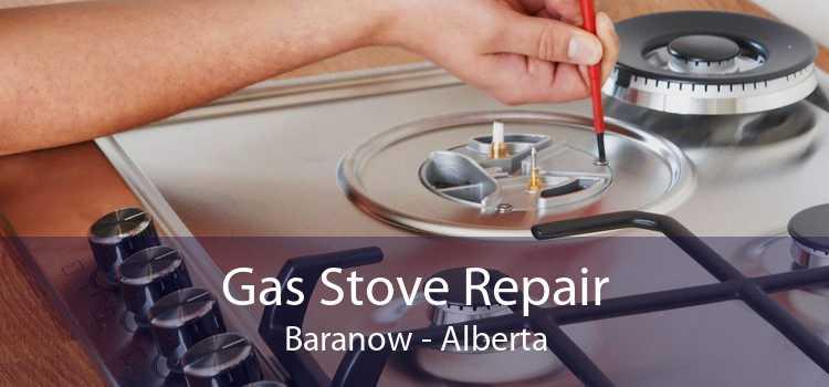 Gas Stove Repair Baranow - Alberta