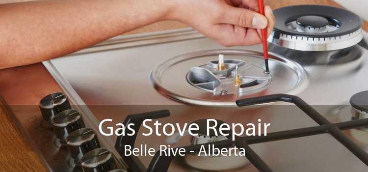Gas Stove Repair Belle Rive - Alberta